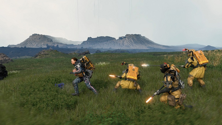 DEATH STRANDING Download Links for PS4, Review - Picture 1- Gamesmojo.com