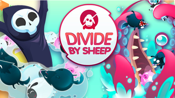 Divide by Sheep banner