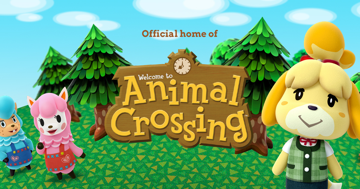 Animal Crossing game