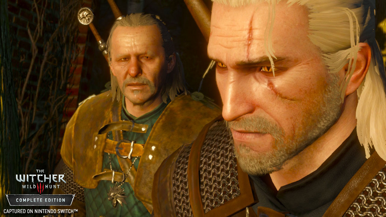 The Witcher screenshot