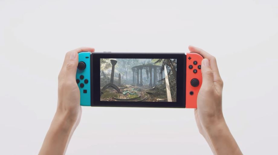 Elder Scrolls: Blades on Nintendo