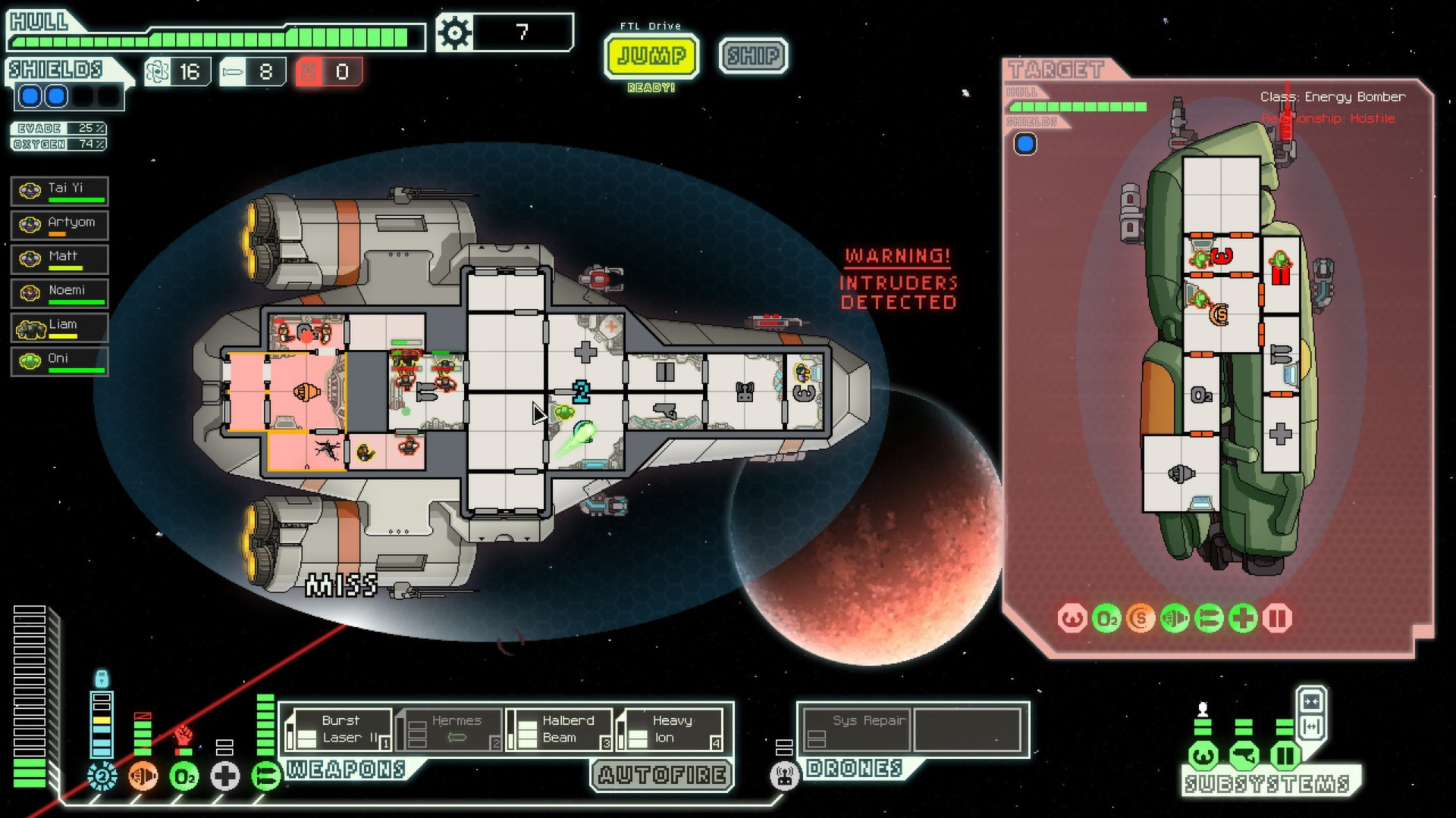 FTL: Faster Than Light Picture