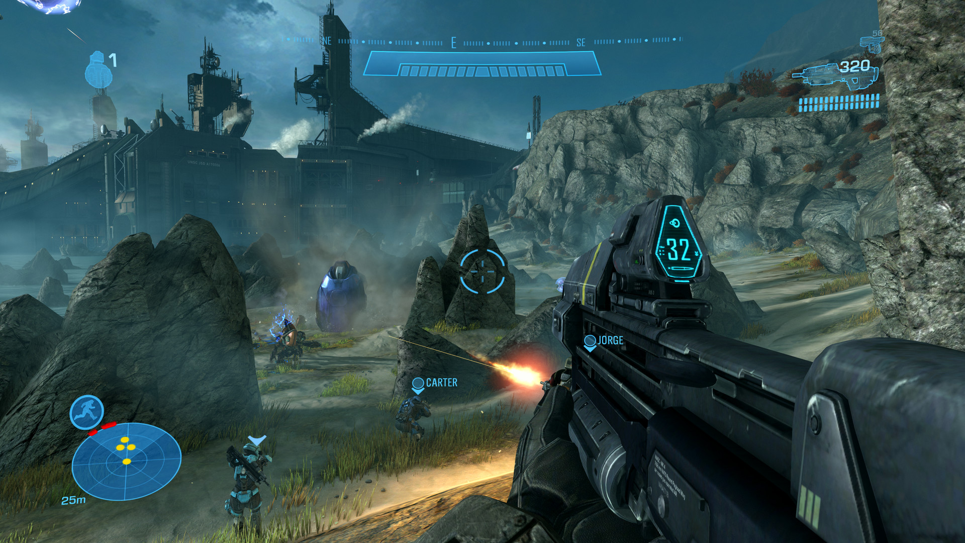 Halo: Reach Picture