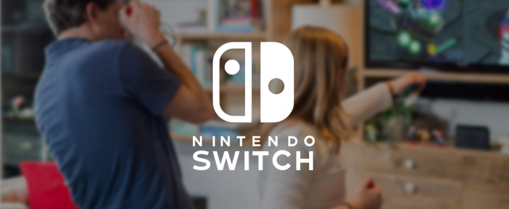 Top-5 first games for Nintendo Switch on Blog