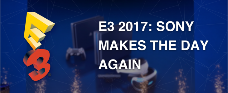 E3 2017: Sony makes the day again on Blog