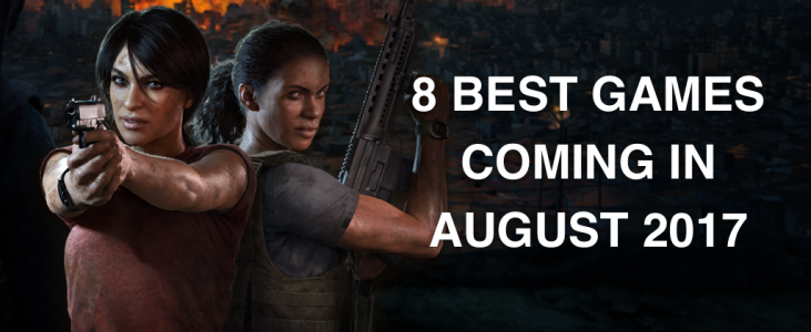 8 Best Games Coming in August on Blog