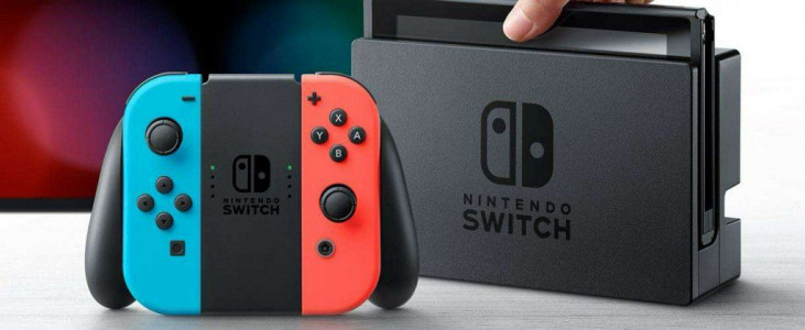 Nintendo Switch: First Half-Year Results on Blog