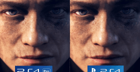 PS4 Pro Vs. PS4 Graphics Comparison for a Range of Games on Blog