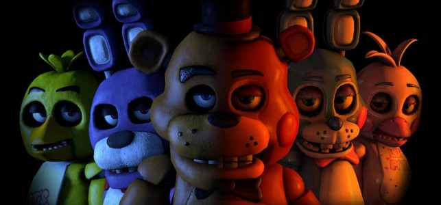 Five Nights At Freddy's: Even Creepier in VR on Blog