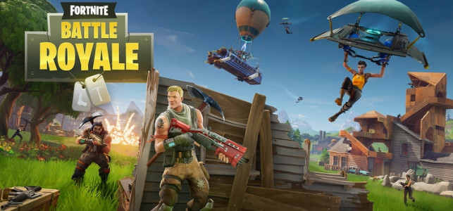Fortnite Battle Royale Population Continues to Rise on Blog