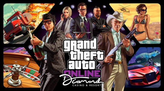 GTA V Will Receive an Online Casino in July on Blog