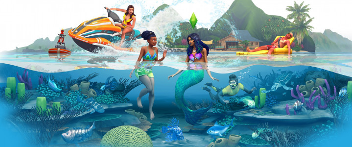 The Sims 4 to Have Its Own Island! A Virtual One on Blog
