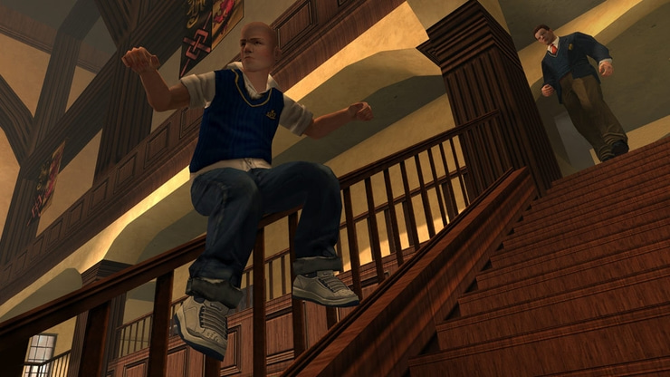 Bully game screenshot