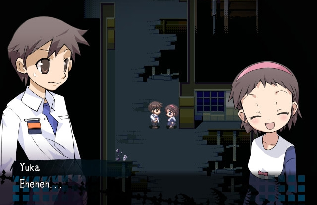 Corpse Party game screenshot