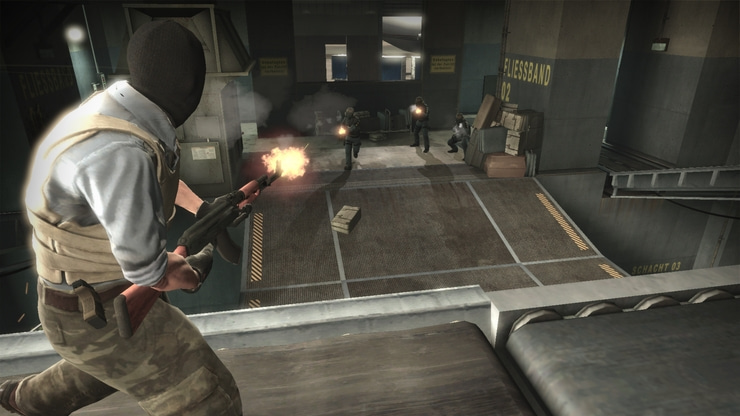 Counter-Strike: Global Offensive game screenshot