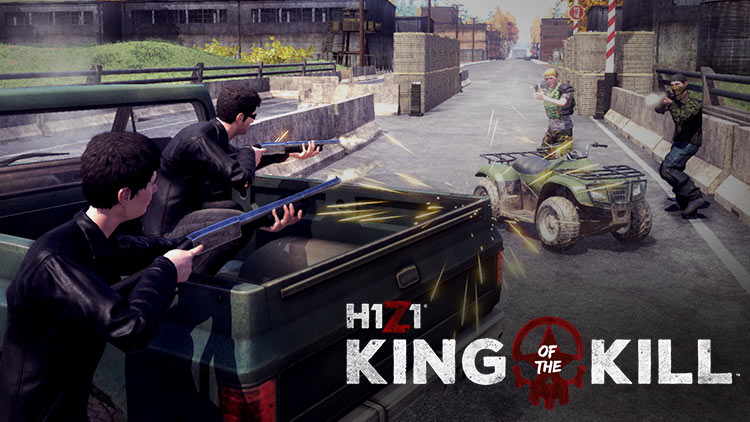 H1Z1: King of the Kill poster