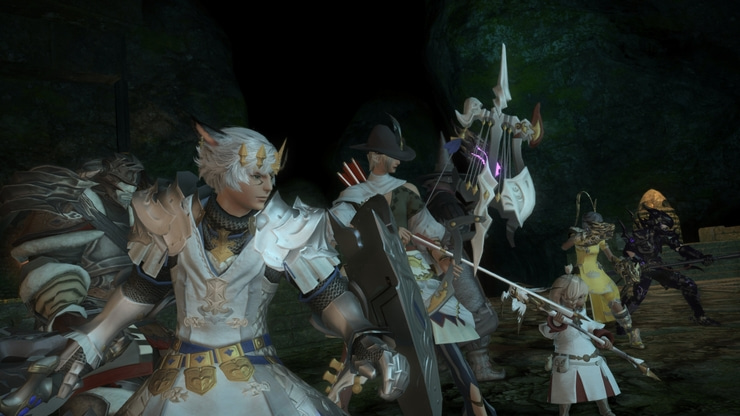 Final Fantasy XIV: A Realm Reborn game screenshot