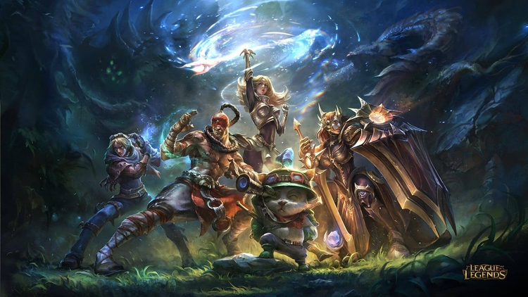League of Legends picture 1
