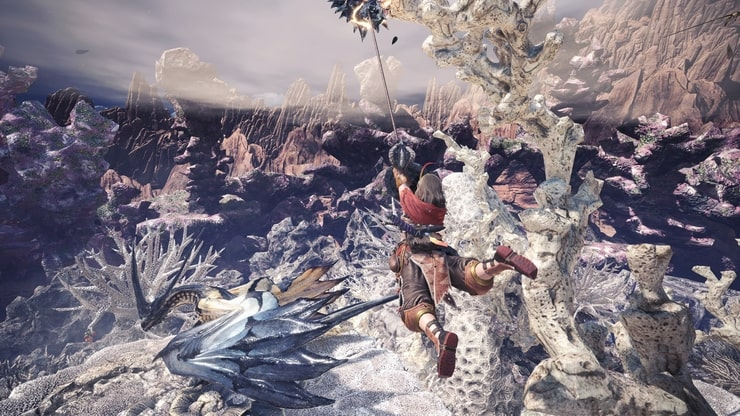 Monster Hunter: World game screenshot