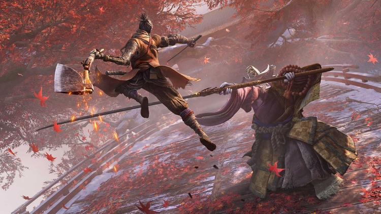 Sekiro: Shadows Die Twice picture 1