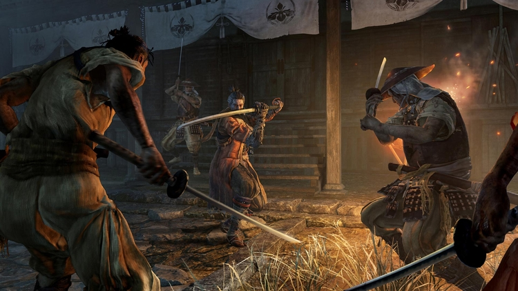Sekiro: Shadows Die Twice picture 2