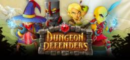Dungeon Defenders Game