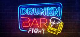 Drunkn Bar Fight Game