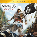 Assassin's Creed®IV Black Flag™ Gold Edition Game