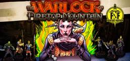 The Warlock of Firetop Mountain Game