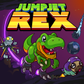 JumpJet Rex Game