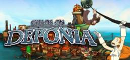 Chaos on Deponia Game