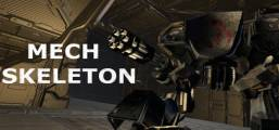 Mech Skeleton Game