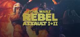 STAR WARS™: Rebel Assault I + II Game