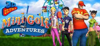 3D Ultra™ Minigolf Adventures