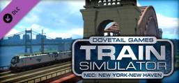 Train Simulator: NEC: New York-New Haven Route Add-On Game
