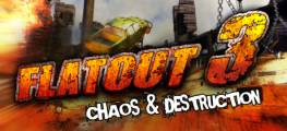 Flatout 3: Chaos & Destruction Game