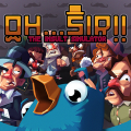 Oh...Sir! The Insult Simulator Game