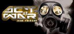 Act of War: High Treason Game