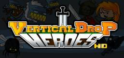 Vertical Drop Heroes HD Game