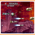 ACA NEOGEO LAST RESORT Game