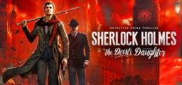 Sherlock Holmes: The Devil's Daughter Game