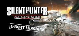 Silent Hunter®: Wolves of the Pacific U-Boat Missions Game