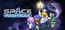 Space Food Truck Game