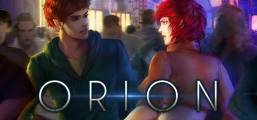 Orion: A Sci-Fi Visual Novel Game