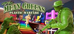 The Mean Greens - Plastic Warfare Game