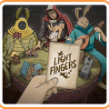 Light Fingers Game