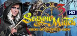 Season Match 3 - Curse of the Witch Crow Game