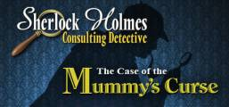 Sherlock Holmes Consulting Detective: The Case of the Mummy's Curse Game