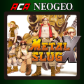 ACA NEOGEO METAL SLUG X Game