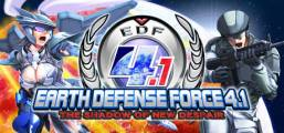Download EARTH DEFENSE FORCE 4.1 The Shadow of New Despair Game